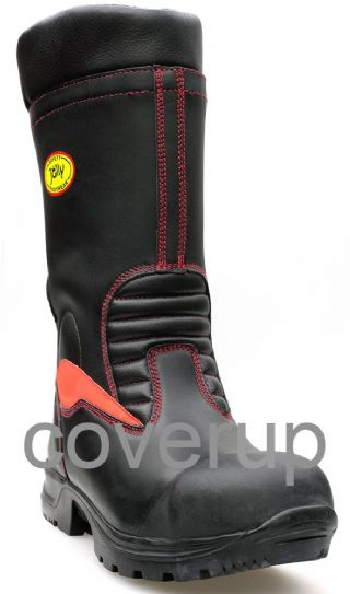 JOLLY LEATHER FIREFIGHTER BOOTS 9006/G